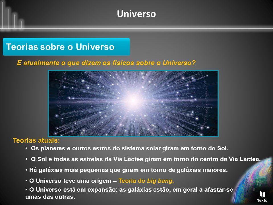 Teorias sobre o Universo