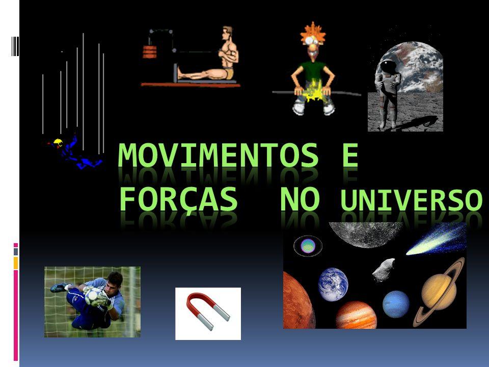 Movimentos e Forças no Universo
