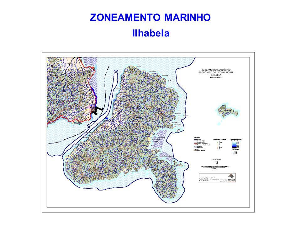 ZONEAMENTO MARINHO Ilhabela