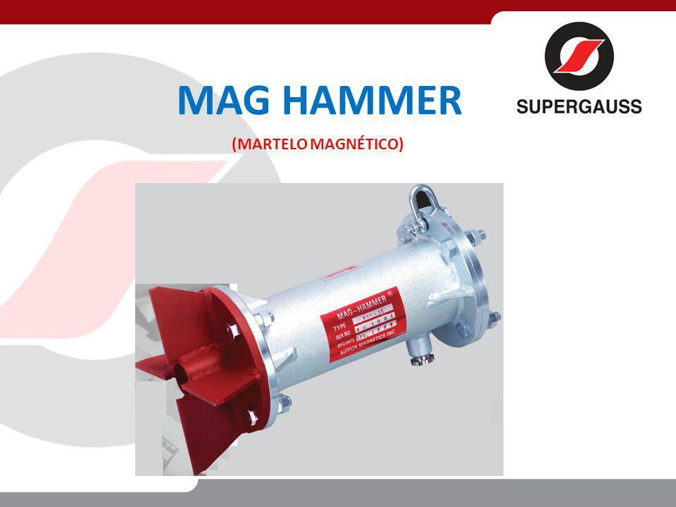 MAG HAMMER (MARTELO MAGNÉTICO)
