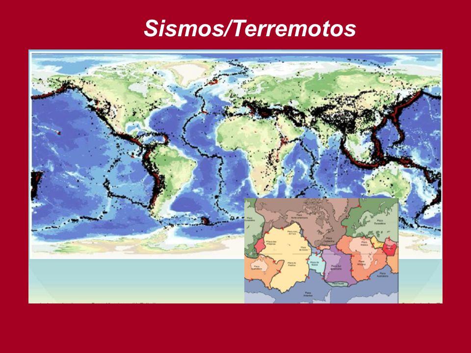 Sismos/Terremotos