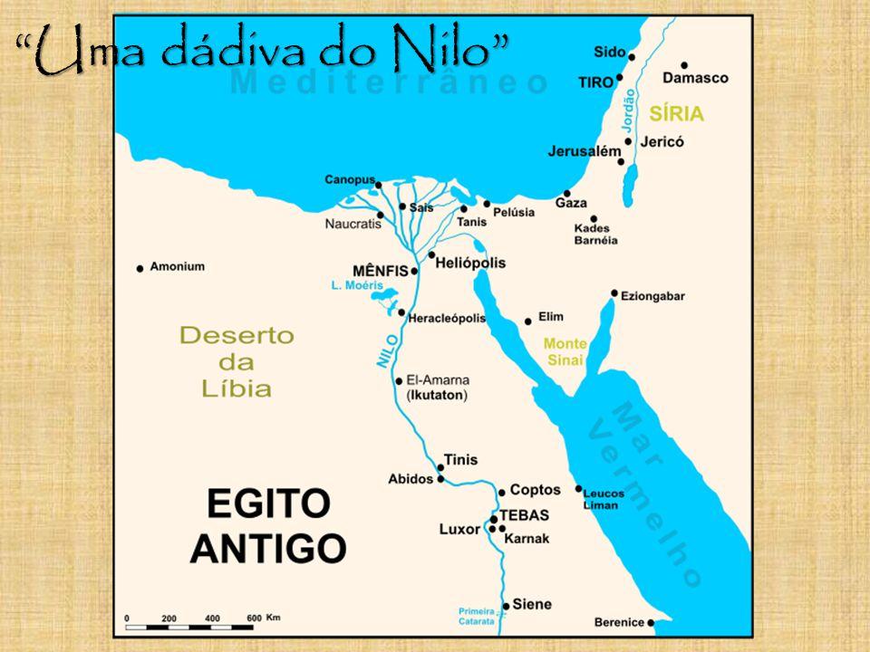 Uma dádiva do Nilo