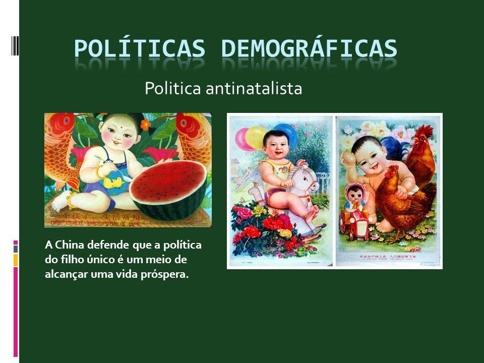 Políticas demográficas