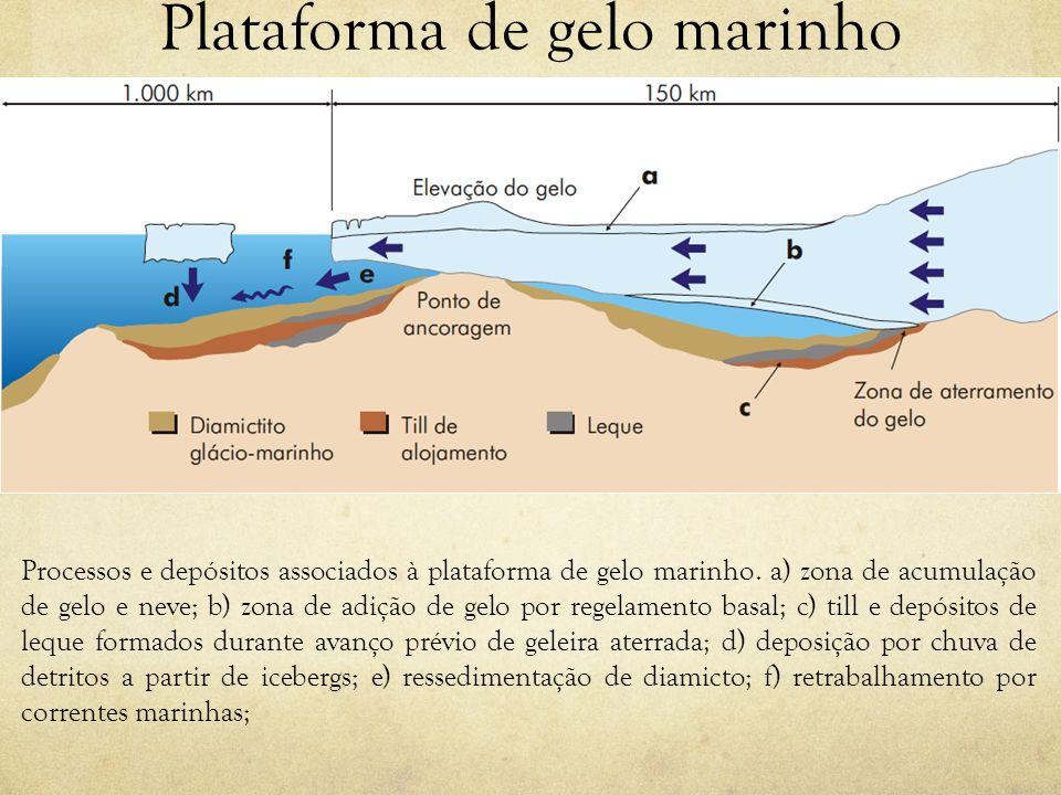 Plataforma de gelo marinho