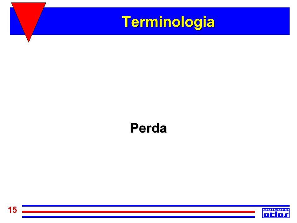 Terminologia Perda