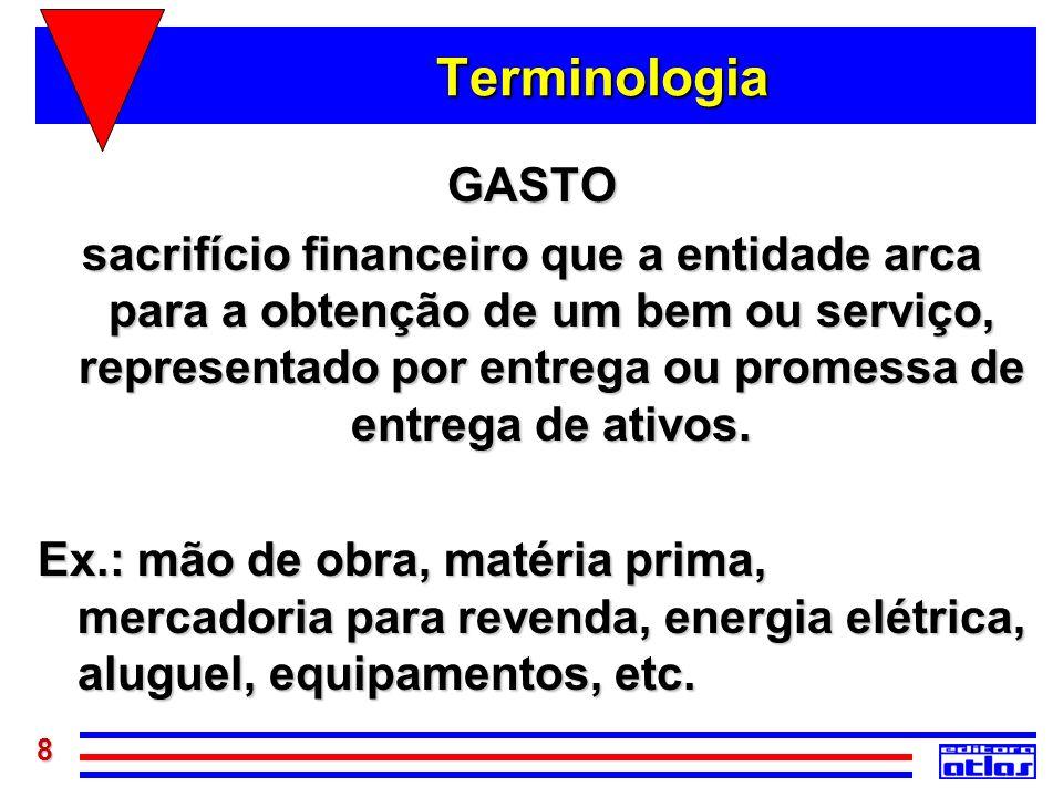 Terminologia GASTO.