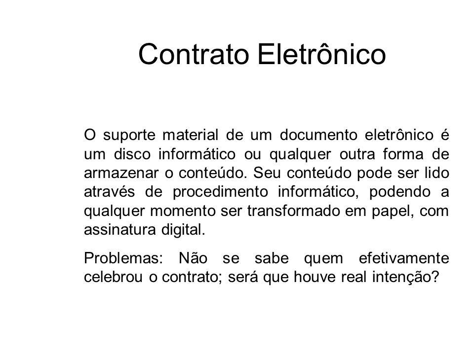 Contrato Eletrônico