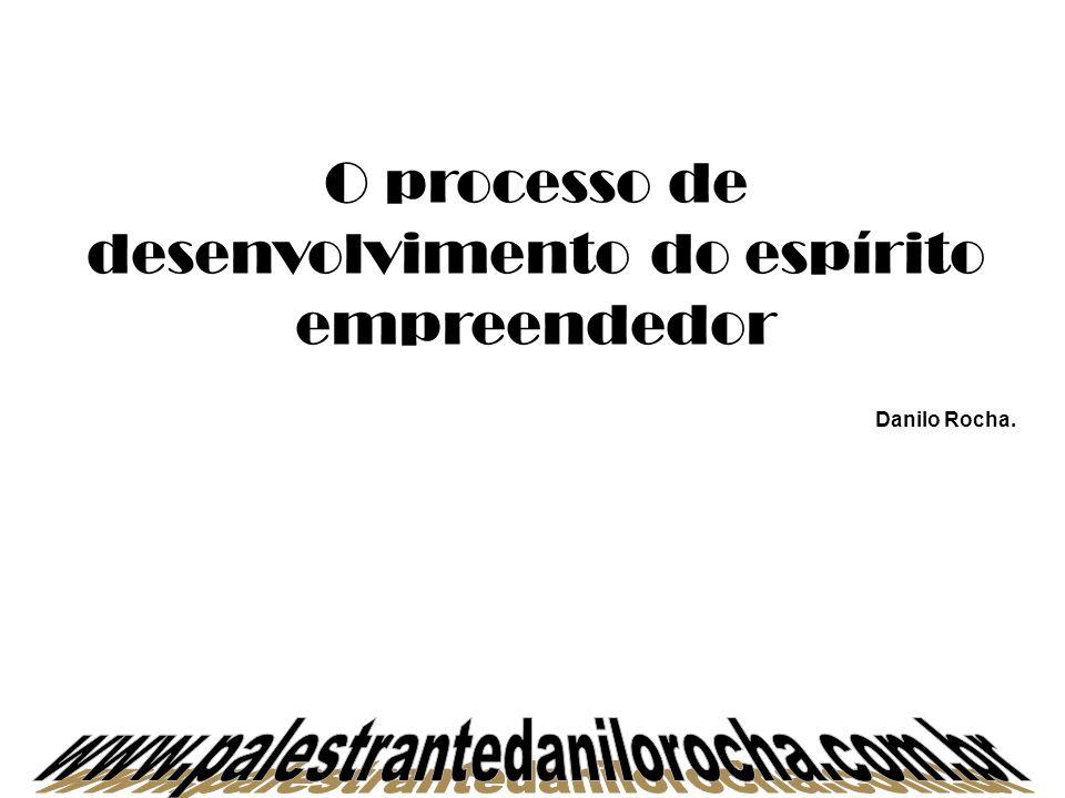 O processo de desenvolvimento do espírito empreendedor