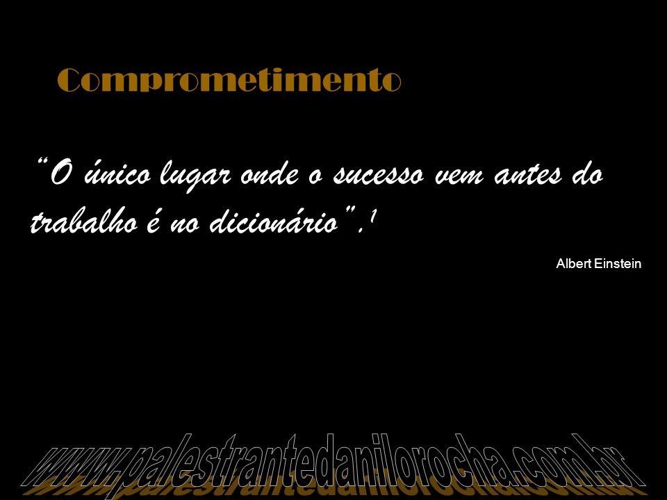 O único lugar onde o sucesso vem antes do trabalho é no dicionário .1