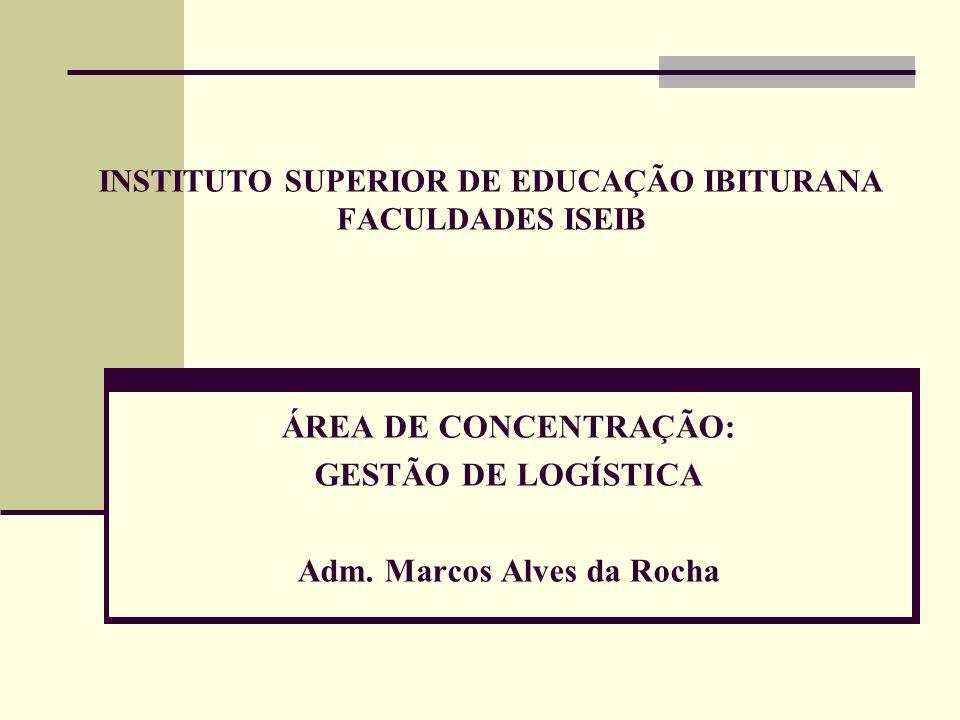 INSTITUTO SUPERIOR DE EDUCAÇÃO IBITURANA FACULDADES ISEIB