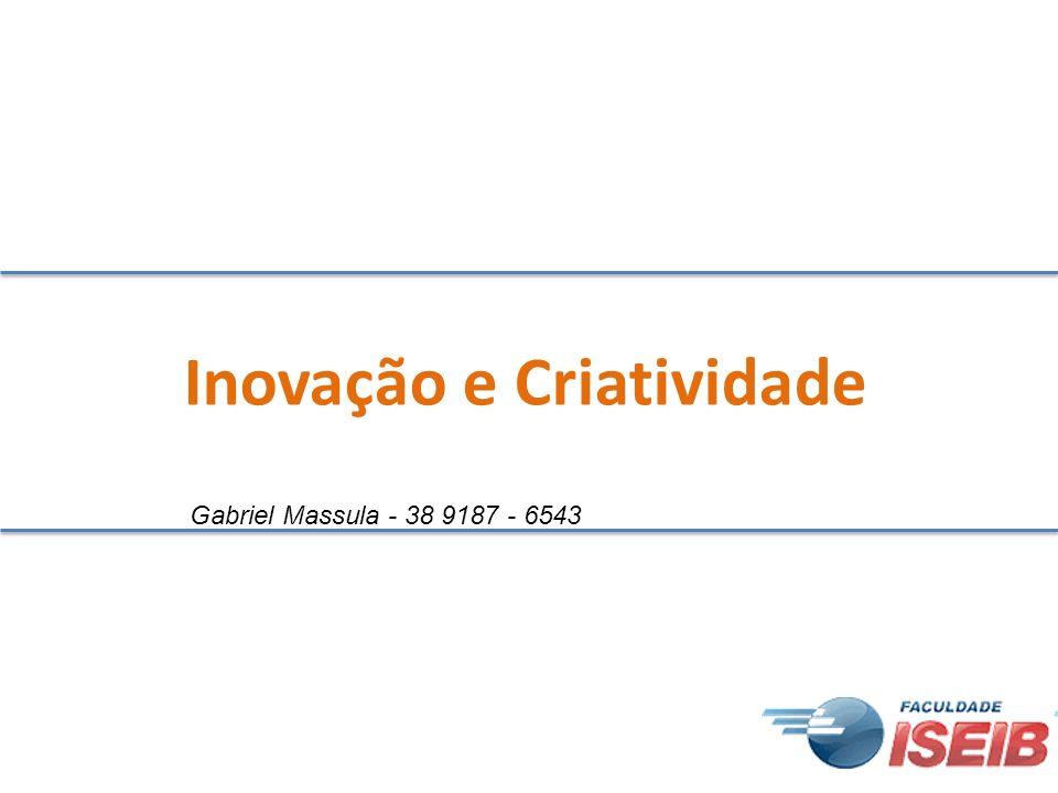 Inovação e Criatividade