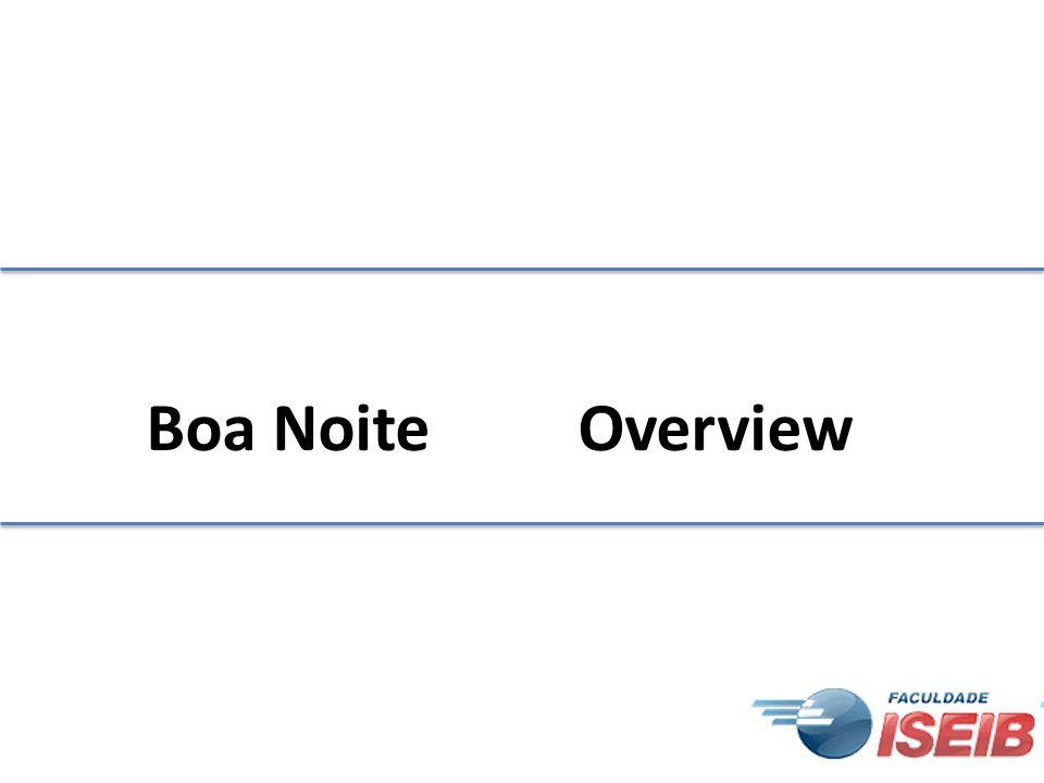 Boa Noite Overview