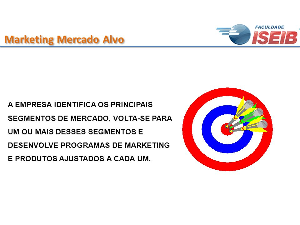 Marketing Mercado Alvo