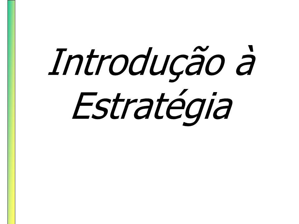 Introdução à Estratégia