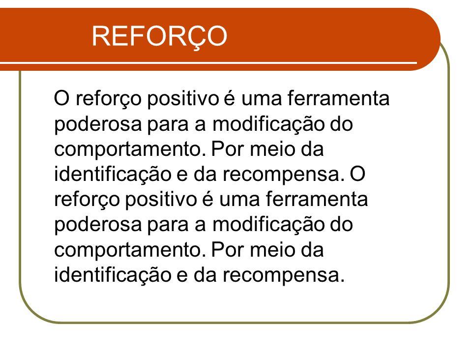 REFORÇO