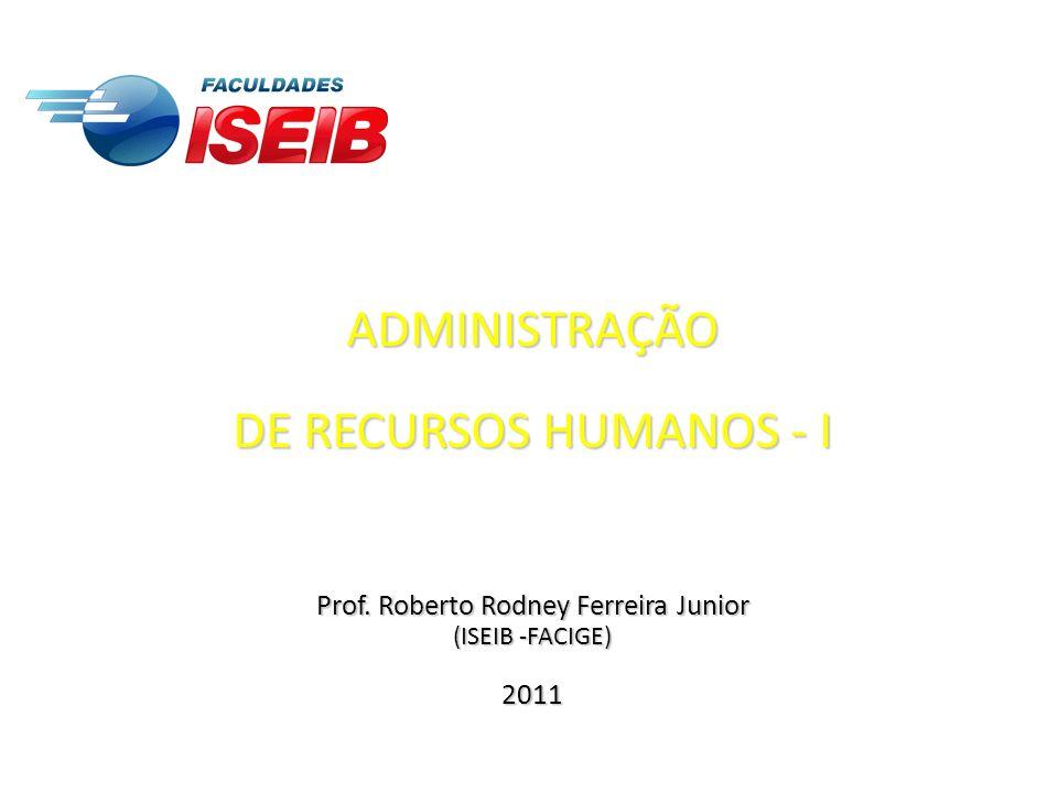 Prof. Roberto Rodney Ferreira Junior