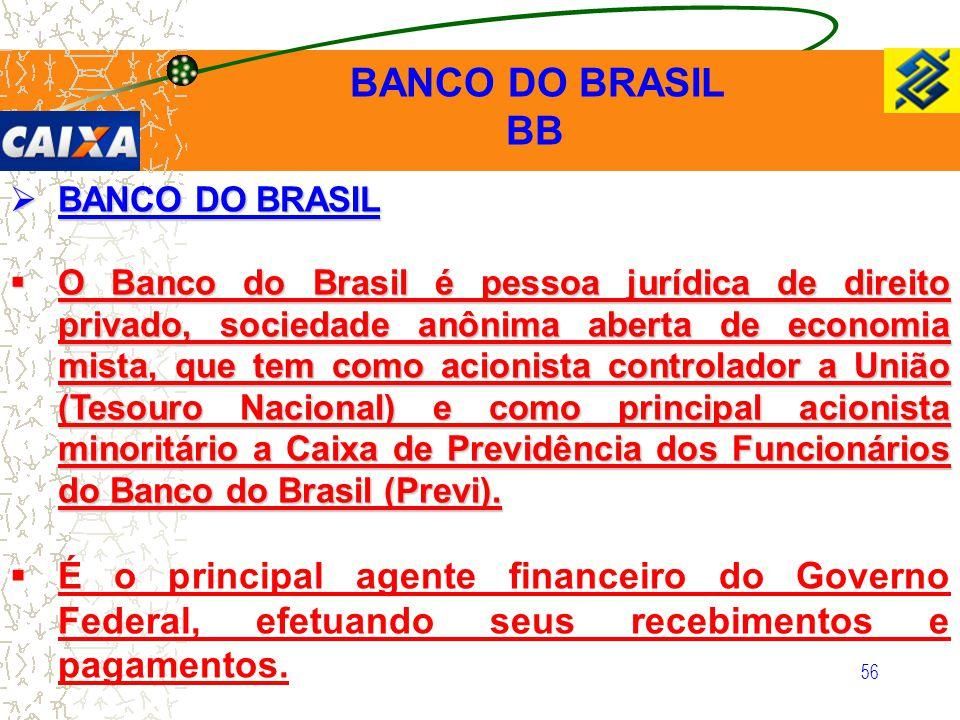 BANCO DO BRASIL BB. BANCO DO BRASIL.