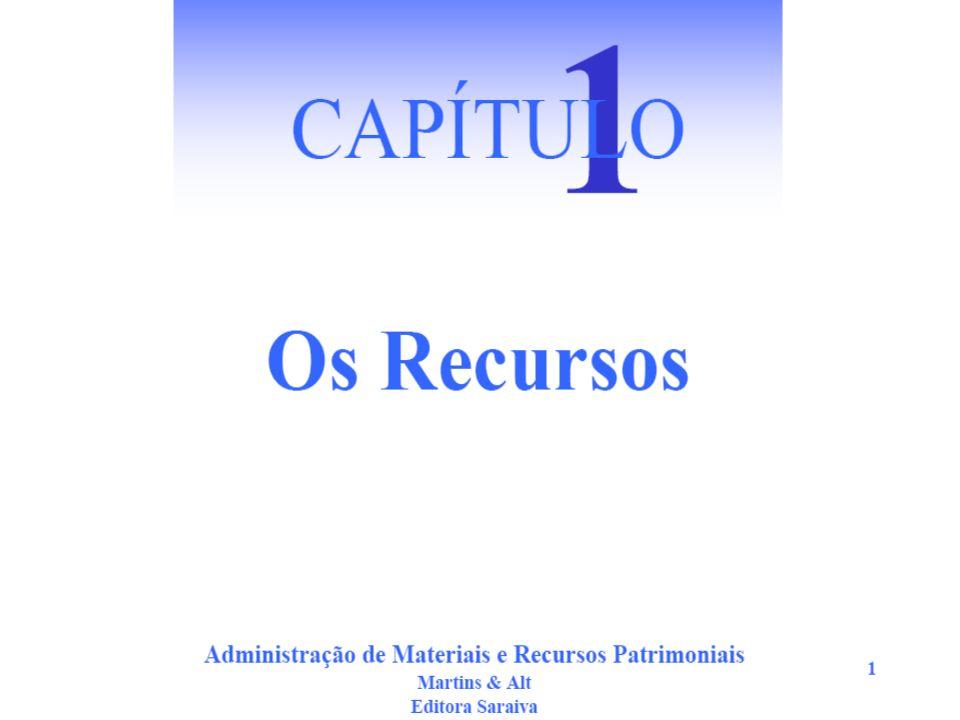 Administração de Materiais e Recursos Patrimoniais Martins & Alt Editora Saraiva 1