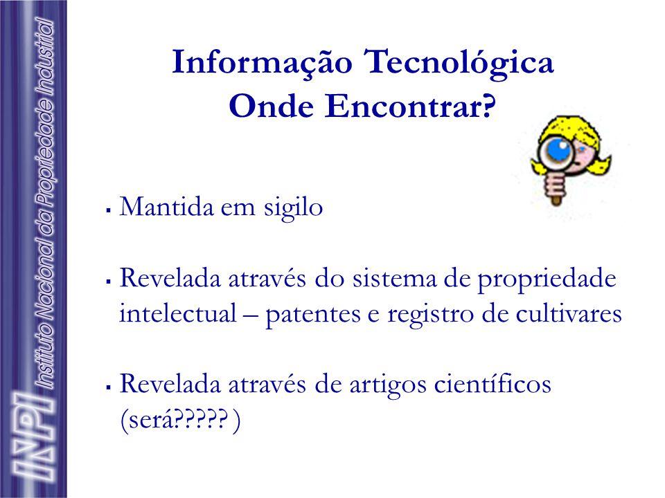 Informação Tecnológica