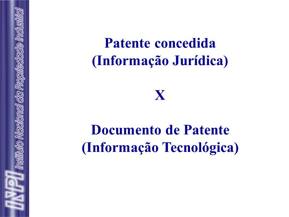 (Informação Jurídica) (Informação Tecnológica)