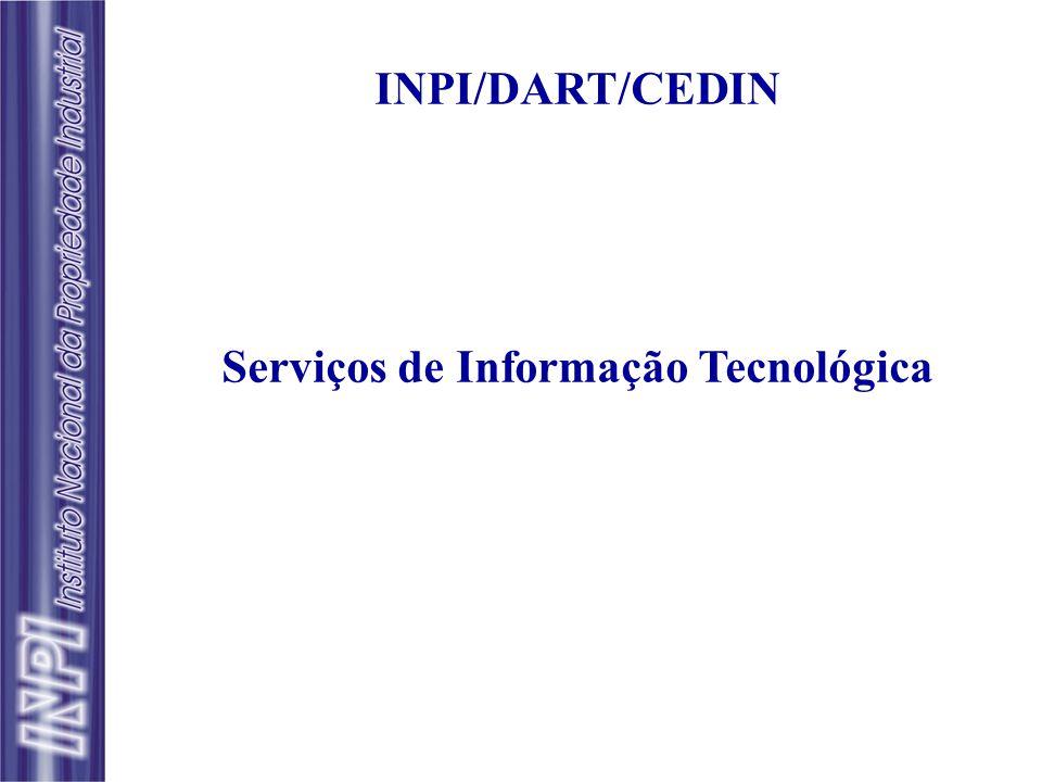 Serviços de Informação Tecnológica