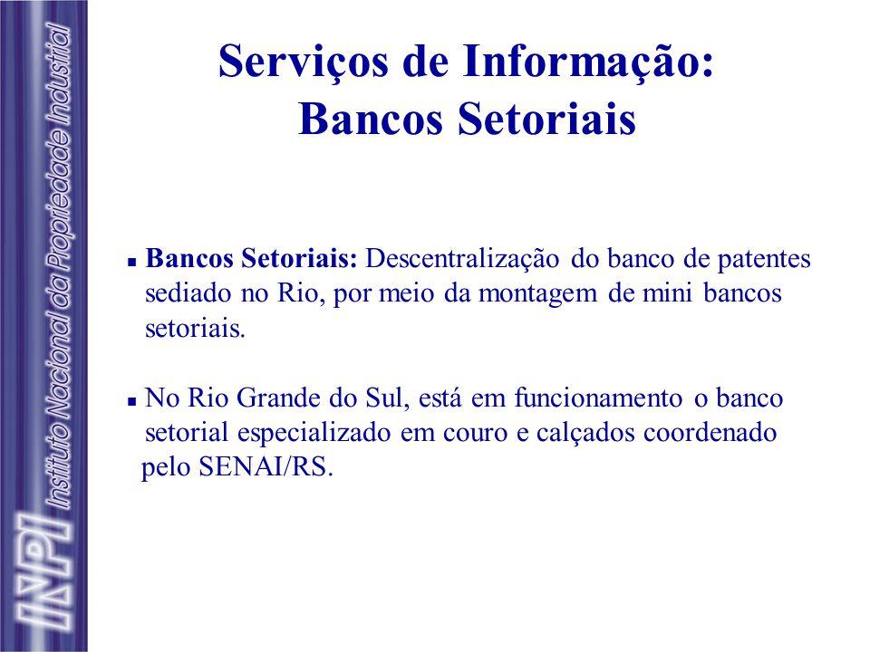 Serviços de Informação: