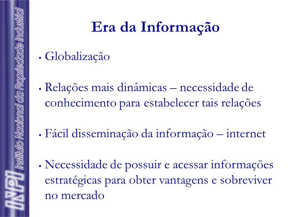 Era da Informação Globalização