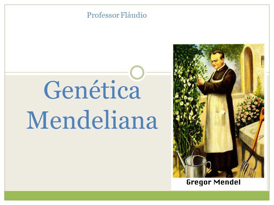 Professor Fláudio Genética Mendeliana