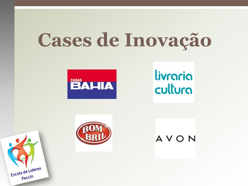 Cases de Inovação