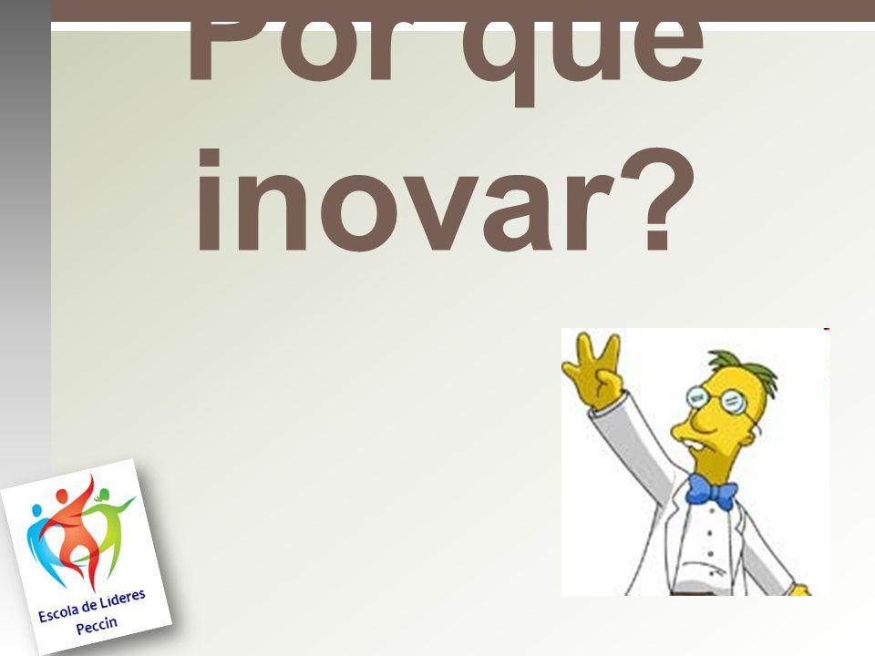 Por que inovar