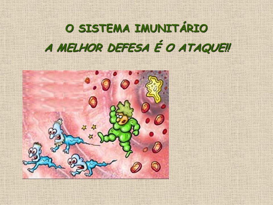 A MELHOR DEFESA É O ATAQUE!!