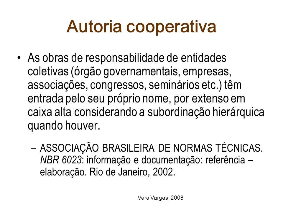 Autoria cooperativa