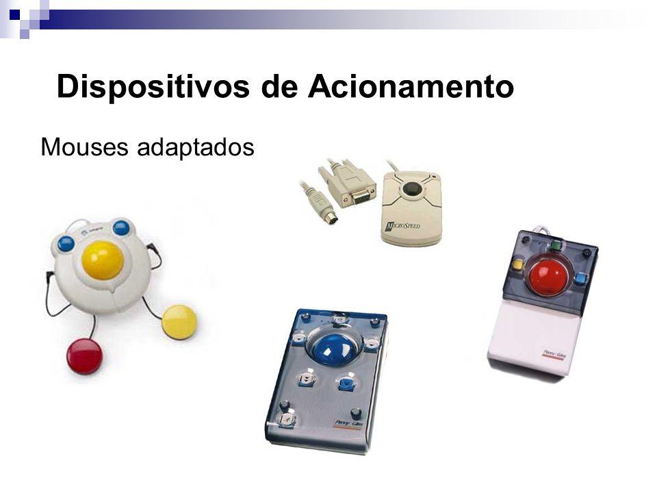 Dispositivos de Acionamento