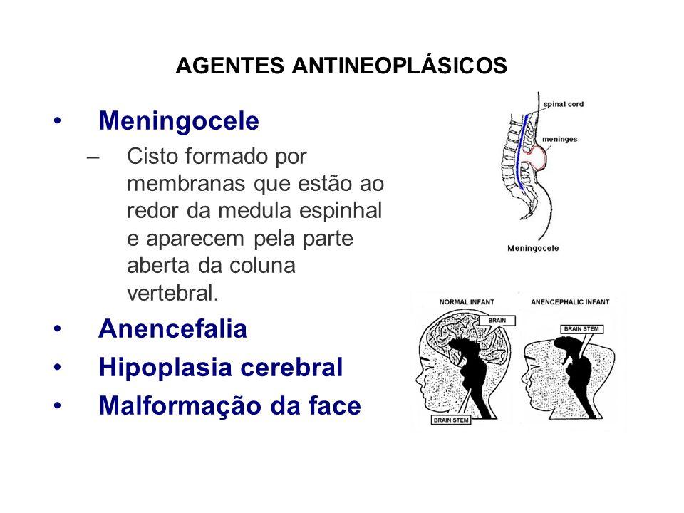 AGENTES ANTINEOPLÁSICOS