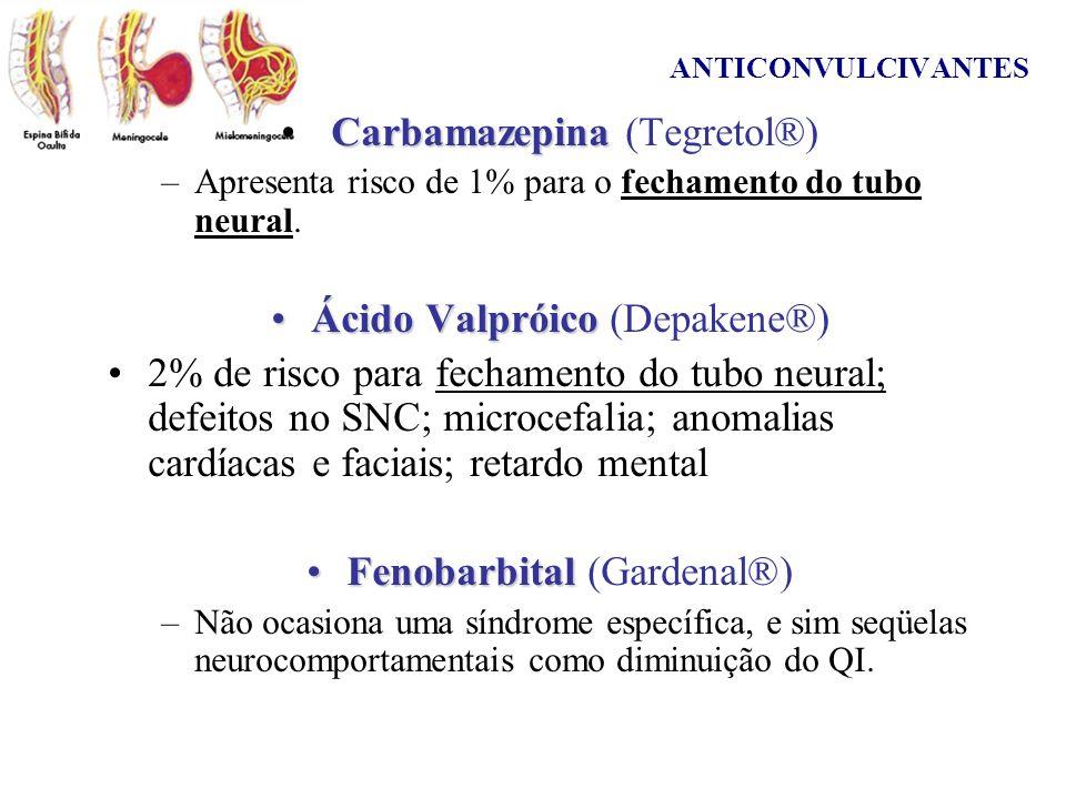 Carbamazepina (Tegretol®)