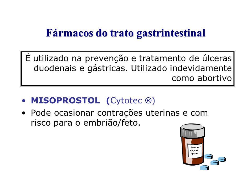 Fármacos do trato gastrintestinal