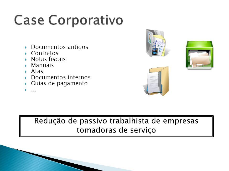 Redução de passivo trabalhista de empresas tomadoras de serviço