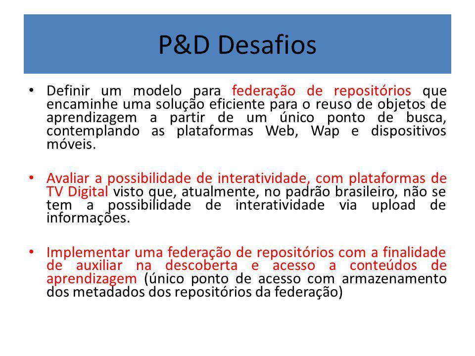 P&D Desafios