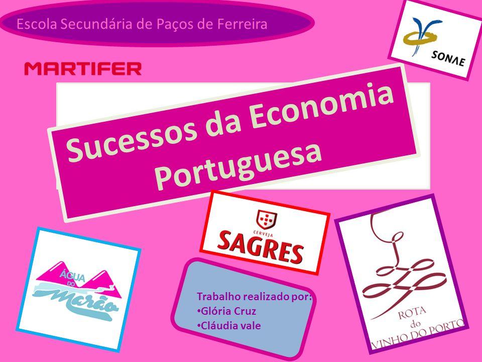Sucessos da Economia Portuguesa
