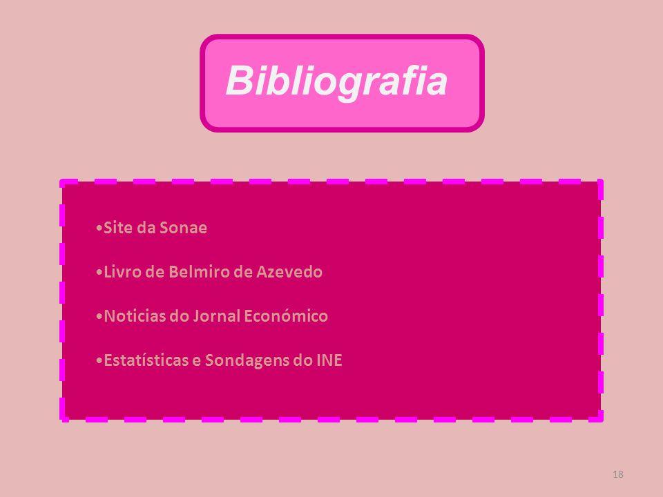 Bibliografia Site da Sonae Livro de Belmiro de Azevedo
