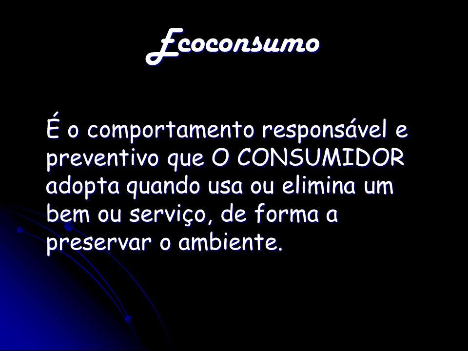 Ecoconsumo