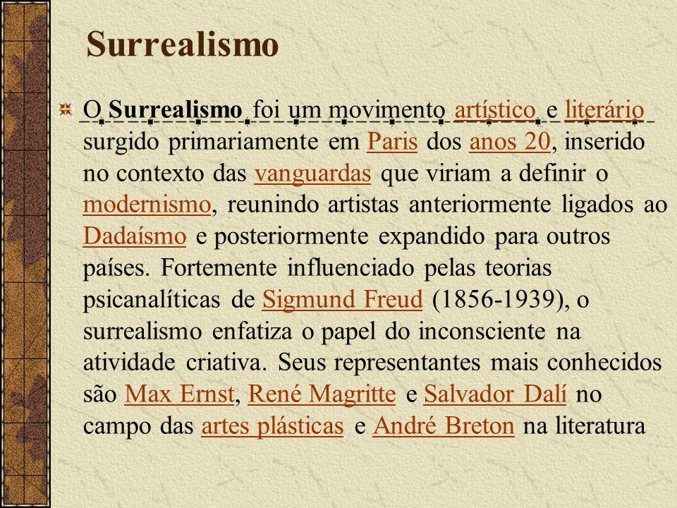 Surrealismo