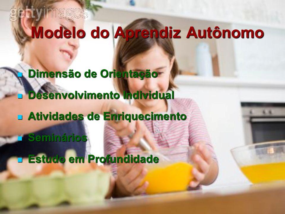 Modelo do Aprendiz Autônomo