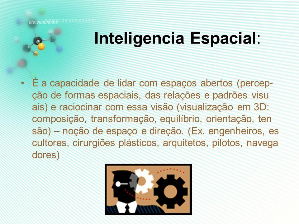 Inteligencia Espacial: