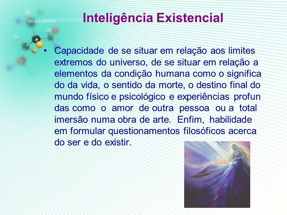 Inteligência Existencial