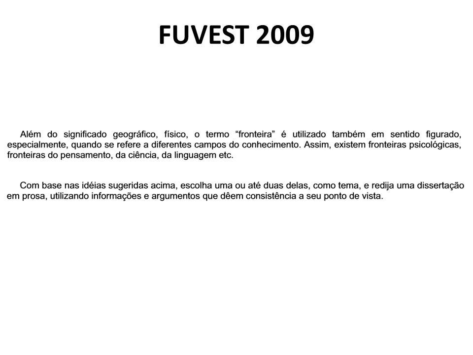 FUVEST 2009