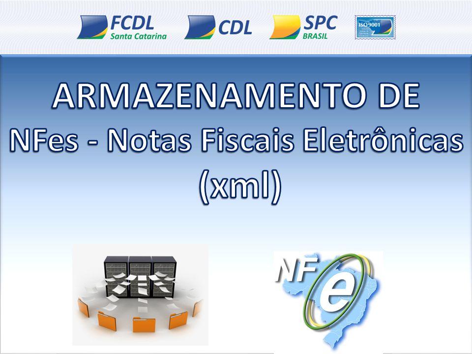 NFes - Notas Fiscais Eletrônicas