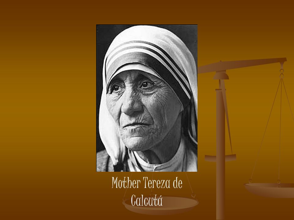 Mother Tereza de Calcutá