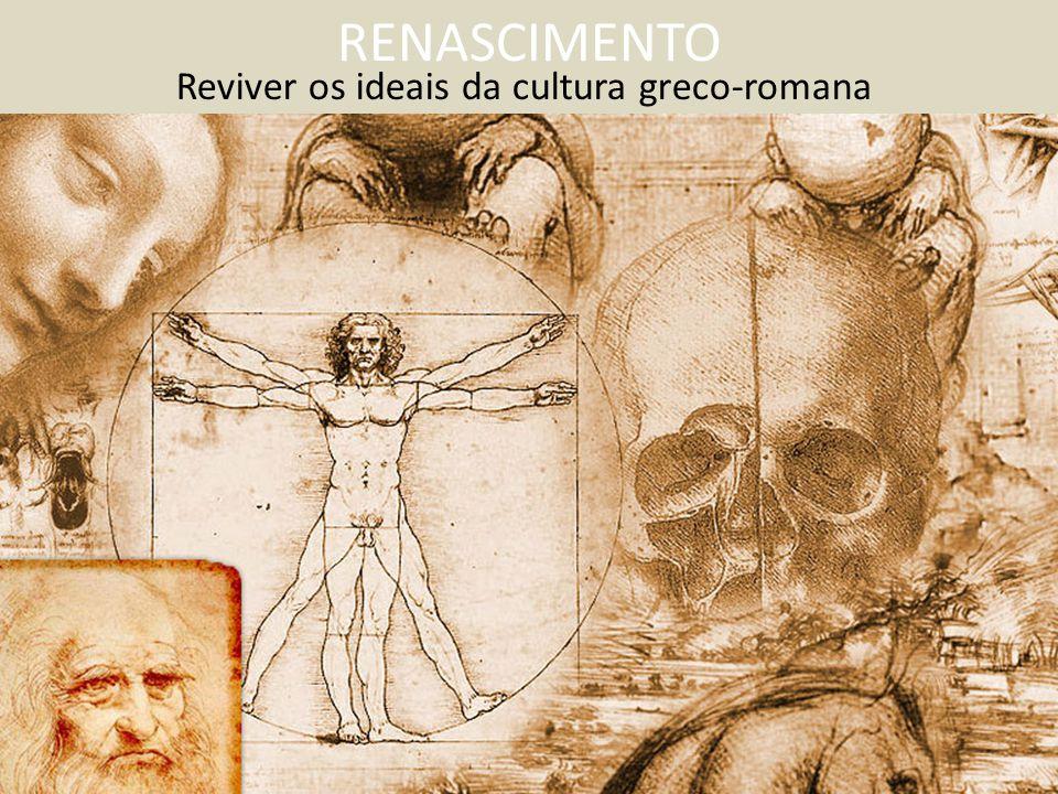 Reviver os ideais da cultura greco-romana