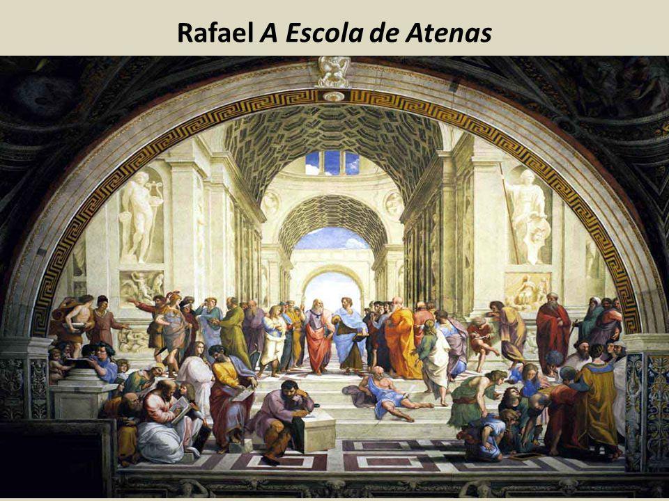 Rafael A Escola de Atenas